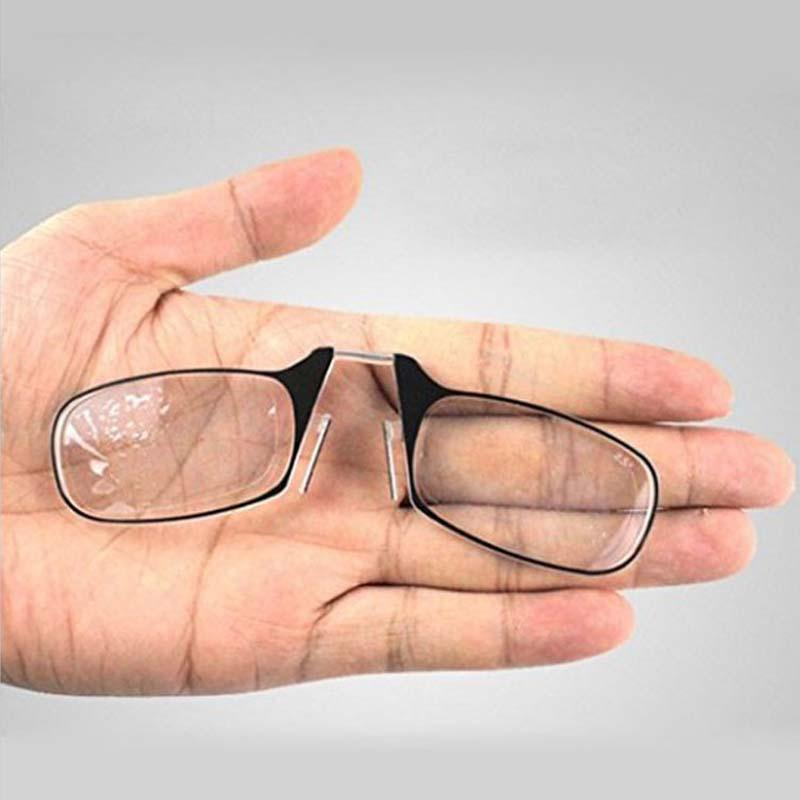 Easy Carry Clip Nose Reading Glasses Glasses InspirExpress