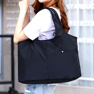 Easy Handle Tote Bag Bag InspirExpress Black