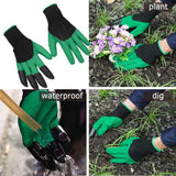 Load image into Gallery viewer, Fingertips Claws Garden Gloves Gloves GEEKS1024