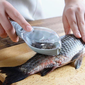 Fish Scale Brush Grater Brush Grater InspirExpress