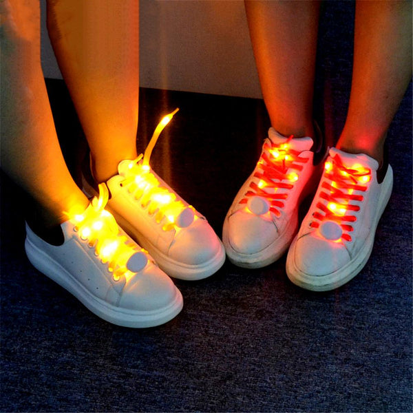 Flash Light Shoelaces