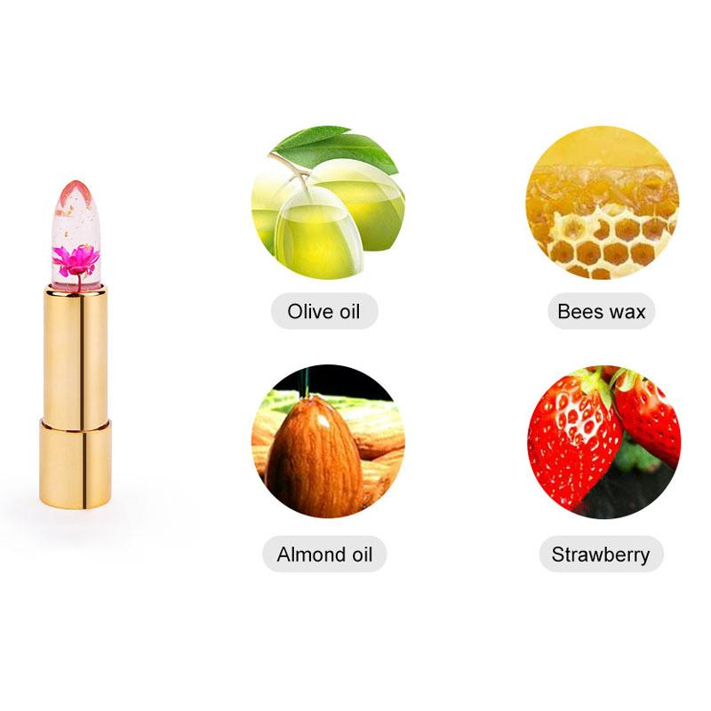 Flower Jelly Lipstick Lipstick InspirExpress