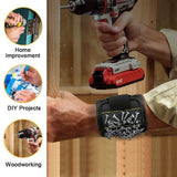 Load image into Gallery viewer, Handymen Magnetic Wristband Tools GEEKS1024
