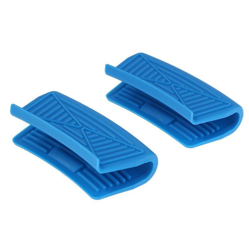 Heat Insulation Grips Grips InspirExpress Blue