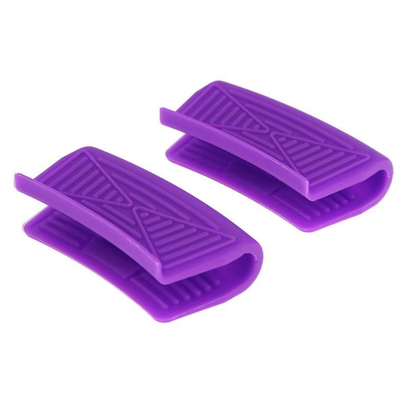 Heat Insulation Grips Grips InspirExpress Purple