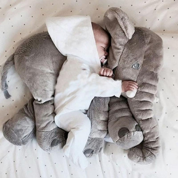 Infant Plush Elephant Playmate