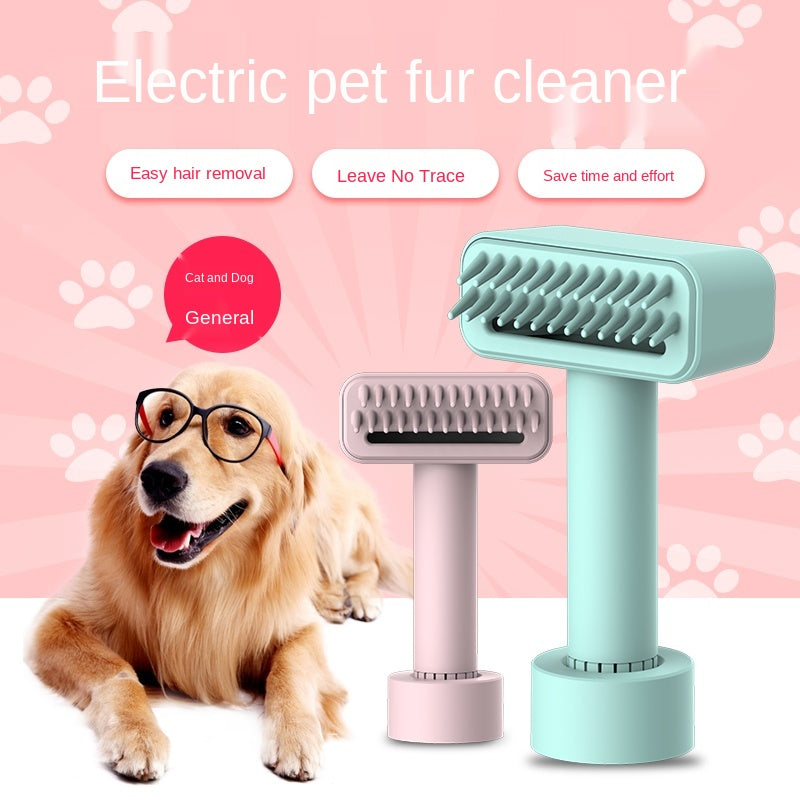 Wireless Electric Pet Comb