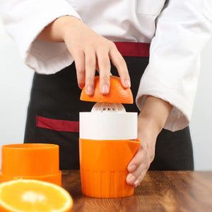 Manual Citrus Juicer Juicer InspirExpress