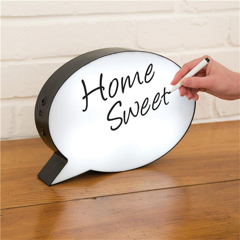 Message Light Box Lump InspirExpress