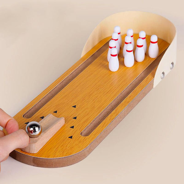 Mini Desktop Bowling