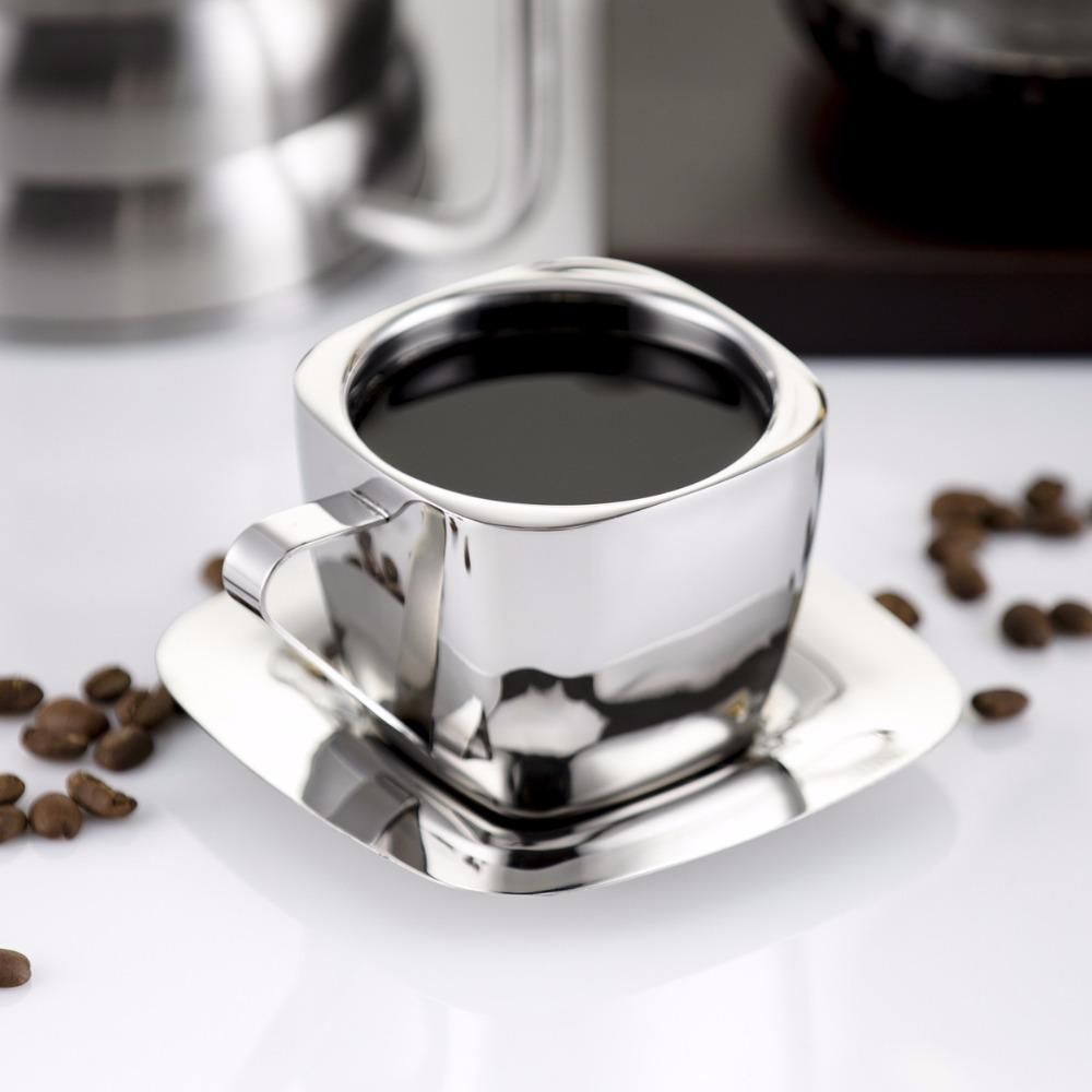 Mirror Like Coffee Cup Cup InspirExpress 90ml