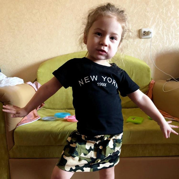 New York Baby Outfit Set