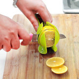 Plastic Potato Slicer Cutter InspirExpress