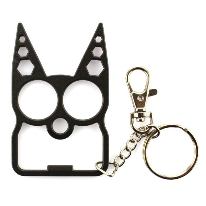 Portable Multifunction Cat Keychain Key InspirExpress