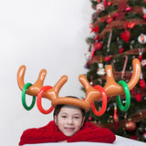 Reindeer Antler Ring Toss Toy Toy InspirExpress