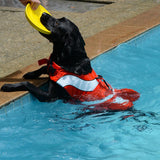 Shark Life Vest For Dogs Pet InspirExpress Clownfish S