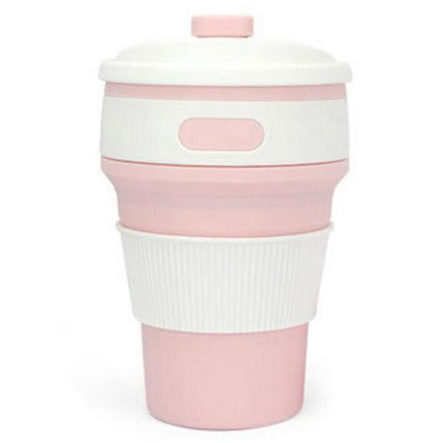 Silicon Reusable Cup Cup InspirExpress