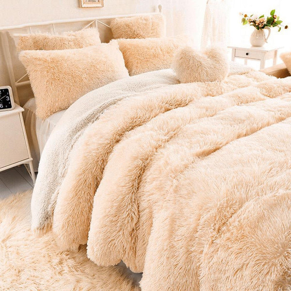 Soft Fluffy Sherpa Blanket