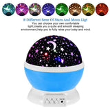 Stars Starry Projector Toy GEEKS1024