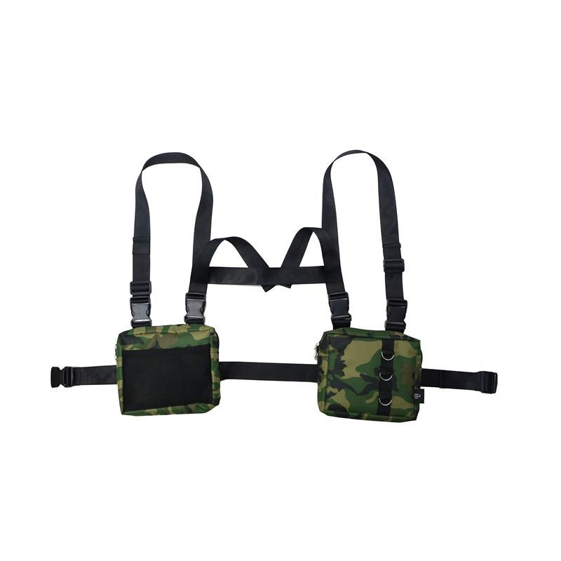 Tactical Harness Vest Bag Bag InspirExpress