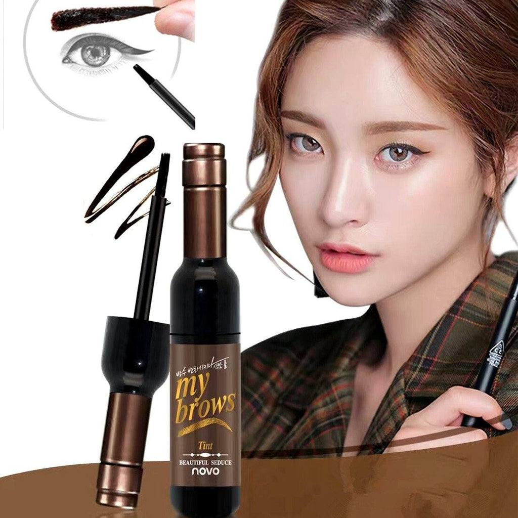 Tattoo Brow Gel Tint Tint InspirExpress Dark Brown