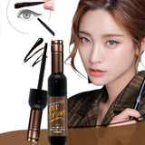 Load image into Gallery viewer, Tattoo Brow Gel Tint Tint InspirExpress Dark Brown