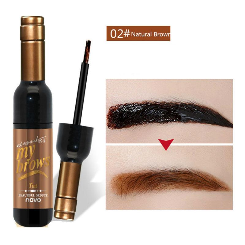 Tattoo Brow Gel Tint Tint InspirExpress Natural Brown