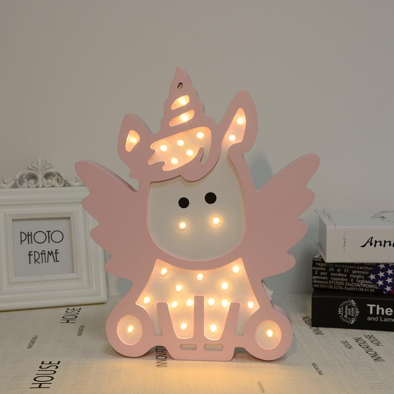 Unicorn LED Light Light InspirExpress