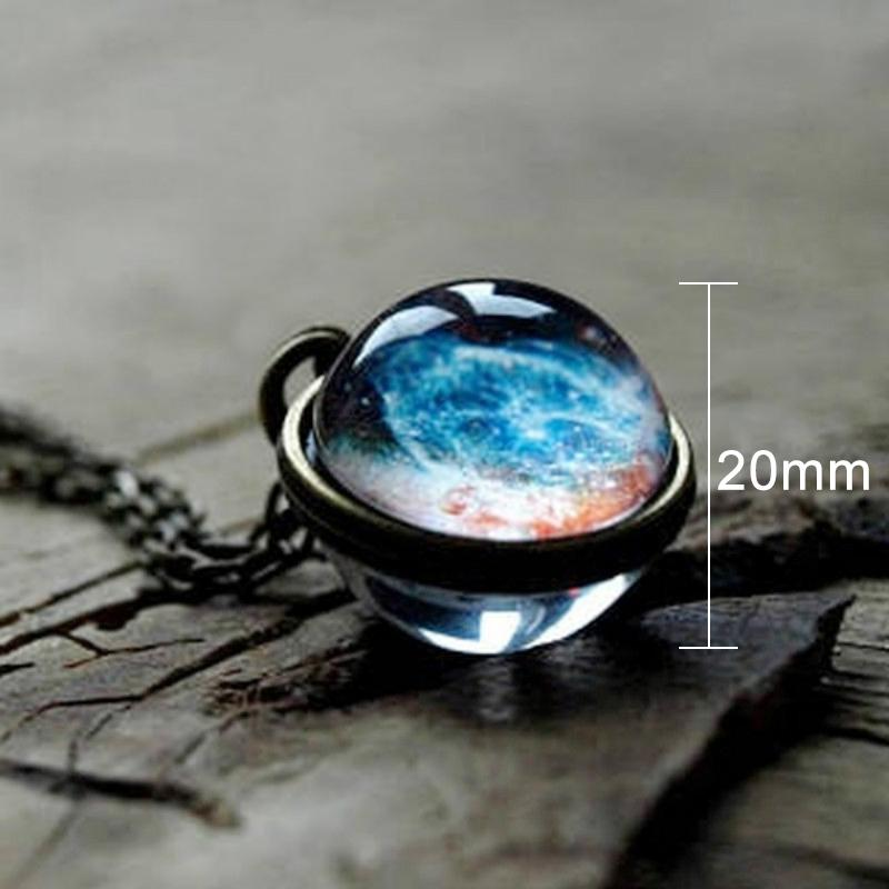 Universe Necklace Necklace InspirExpress