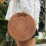 Vacation Straw Bag Bag GEEKS1024