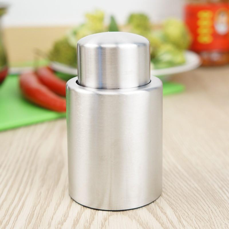 Vacuum Sealer Bottle Stopper 2Pcs Stopper InspirExpress