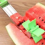 Windmill Melon Slicer Cutter Cutter InspirExpress