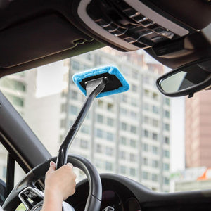 Windshield Wiper Brush Brush InspirExpress Blue