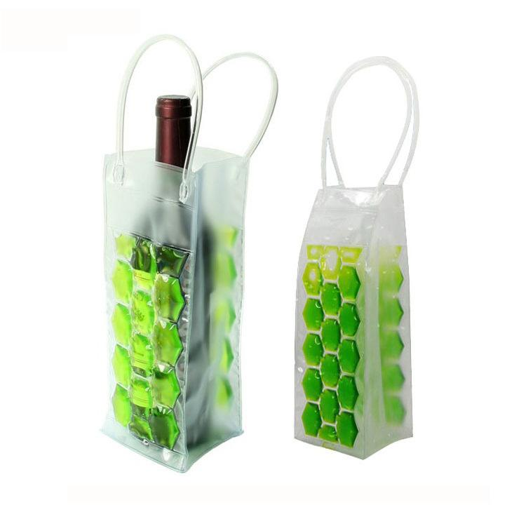 Wine Freezer Bag Bag InspirExpress Green