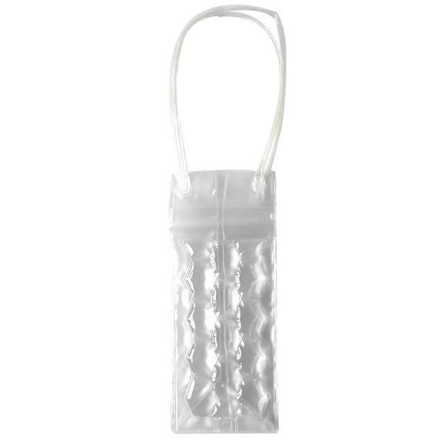Wine Freezer Bag Bag InspirExpress Transparent