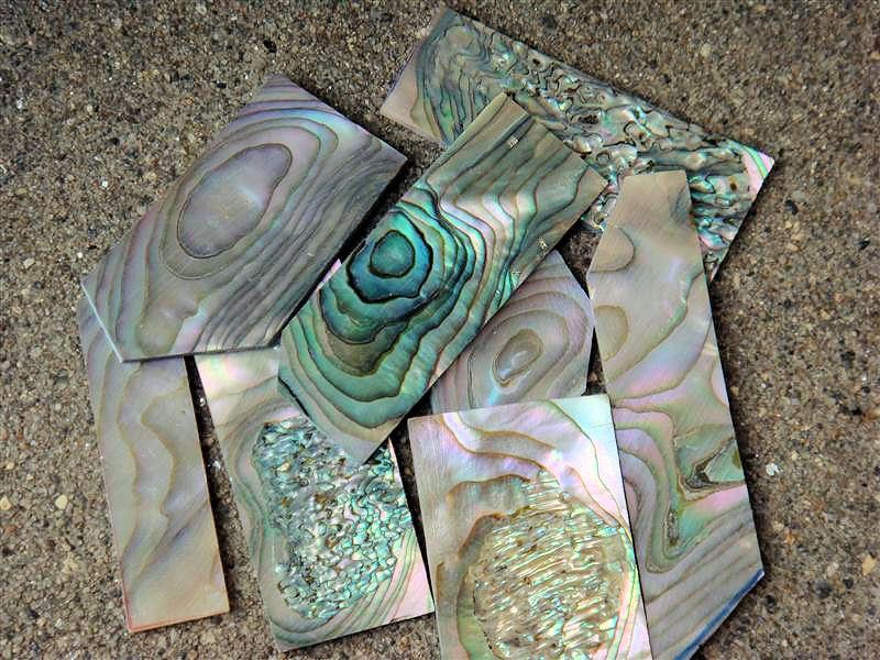 Full Abalone Inlay