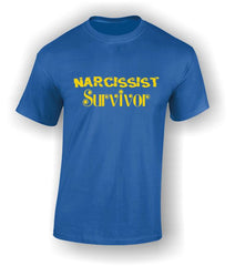 'Narcissist Survivor' T-Shirt