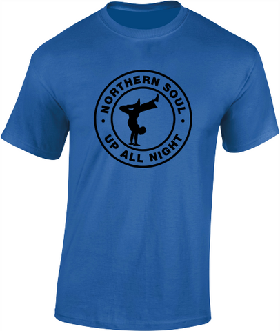 Northern Soul, Soul Dancer T-Shirt - Mens