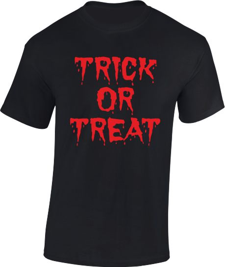 'Trick or Treat' Halloween T-Shirt