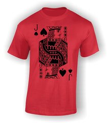 Jack of Spades (Full) T-Shirt