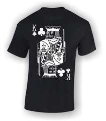 King of Clubs (Full) T-Shirt