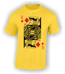 King of Diamonds (Full) T-Shirt