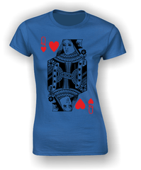 Queen of Hearts (Full) T-Shirt