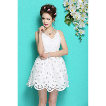 Short Party dress - womozon