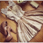 Vestido Evening Dress - womozon