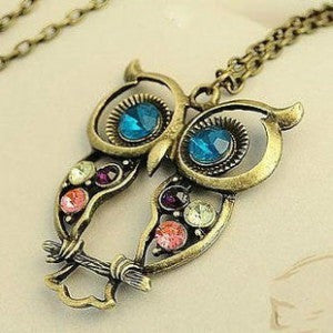 Retro Necklace