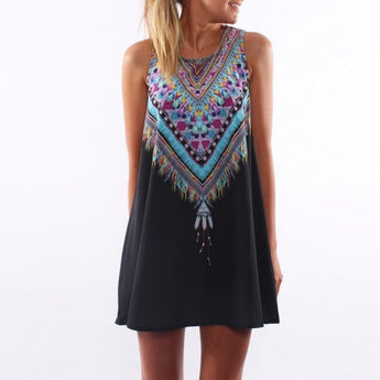 hippie beach dress