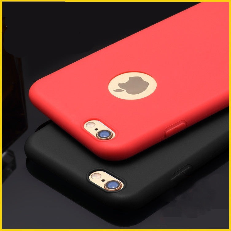 TPU Silicon phone cases for iphone 6s case 6 Plus