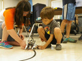 WeDo Robotics, LEGO Engineering (Half Day or Full Day with Rock Climbing): Suggested Ages 6-9  || 2020 ||