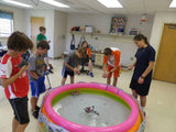 Waterbotics and Rock Climbing: Suggested Ages 10-12